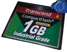 Compact Flash 1 GB Industrial Grade