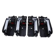 For Toyota Tacoma Matrix Corolla Inside Door Handles Front Rear Left Right 4Pcs