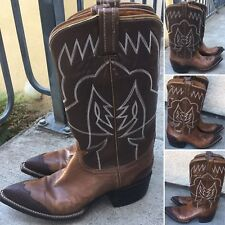 Vintage Tony Lama Boots (small size Women's Or A Kid Size)