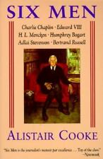 Six Men: Charlie Chaplin, Edward VIII, H. L. Mencken, Humphrey Bogart, Adlai Ste
