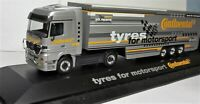 Herpa 1:87 Mercedes Benz Actros MP1 Sattelzug - Continental tyres for motorsport