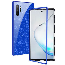 For Samsung Galaxy Note 10 Plus / Note 10 Magnetic Adsorption Flip Case Cover