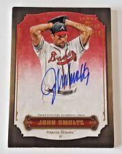 2012 Topps Five Star John Smoltz Auto #/208 Braves Autograph