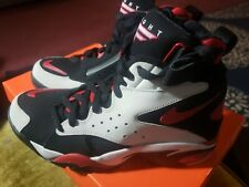 New NIKEAir Maestro II LTDsize 9 Pippen Black Red Grey ah8511-002 authentic