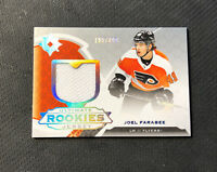 2019-20 UPPER DECK ULTIMATE JOEL FARABEE ROOKIE JERSEY #ed 195/399