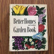Viintage 1951/54 Better Homes and Gardens Garden Book 5 Ring Binder