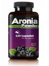 Aronia Powder 120 kapsułek Pharmovit