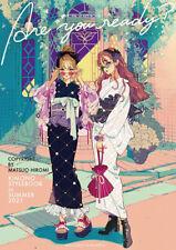 doujinshi MATSUO HIROMI Rokkaben sanrinbeni Are you ready? kimono stylebook