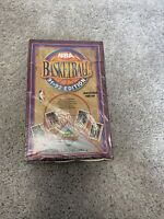 91-92 Upper Deck BASKETBALL ** Factory Sealed BOX - Inaugural Edition ** MINT **