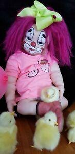 TOPSIE BY KELLY RUBERT REBORN CLOWN BABY GIRL ~ Talia's Reborn Nursery~