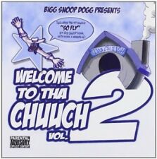 Snoop Dogg-Welcome to tha chuurch vol. 2 Daz/Big Tripp CD NUOVO