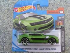 Hot Wheels 2020 #143/250 2013 HW CHEVY CAMARO SPECIAL ED' green Treasure Hunt @H