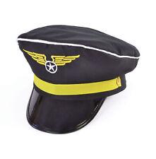 AVIATOR Pin Badge in metallo//COLORE ORO PER PILOTA Crew COMPAGNIA AEREA AIR Costume