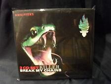 Killer - Break My Chains  -2CDs