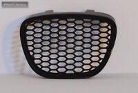 Front Black Debadged Grill For Seat Ibiza 3 MK3 6L Badgless No LOGO