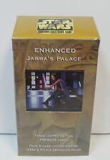 Decipher Star Wars CCG ENHANCED JABBA'S PALACE MARA JADE Pack Box