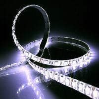 Flexible 16.4ft 5M 300leds 5050 SMD LED Strip Light Waterproof Cool White Color