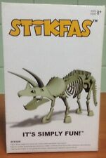 STiKFAS Triceratops Figure AFK56R Dinosaur