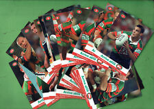 #D364.  2002 MAA ARRIVE ALIVE SOUTH SYDNEY RABBITOHS  RUGBY LEAGUE CARD SET (25)