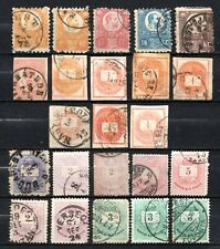 Hungary very nice early era mixed collection,stamps as per scan(8357)
