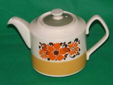 Earthenware Yellow Sadler Pottery