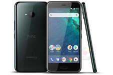 HTC U11 vita Brillante Nero 32GB 3GB RAM 16MP (Sbloccato) Smartphone