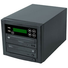 Bi-Directional USB Flash Memory & 1 to 1 DVD CD Disc Media Converter Duplicator