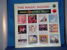 Sound Of Music MAGIC SOUND OF DESIGN Porgy & Bess LP