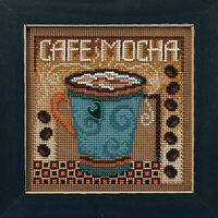 MILL HILL Buttons Beads Kit Counted Cross Stitch CAFE MOCHA MH14-2026