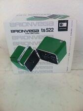 Brionvega - Radio TS 522 - grün . Neu & OVP