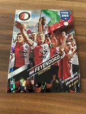 Panini Adrenalyn XL Fifa 365 2018, Feyenoord Rotterdam Milesstone, Nr. 267