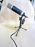 M-AUDIO VOCAL STUDIO USB MIC WITH STAND ~ GREAT CONDITION