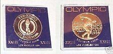 #D67.  OLYMPIC MEDAL - 1984 LOS ANGELES SOUVENIR
