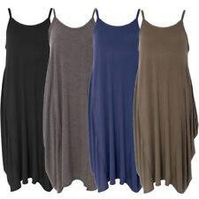Round Neck Boho Dresses Long