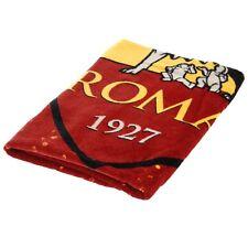 Asciugamano Ufficiale A.S. Roma Telo Mare Spugna cimata Puro Cotone 100% 70x140