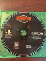 Resident Evil (Sony PlayStation One) PS1 - Black Label Disc Only - TESTED *RARE