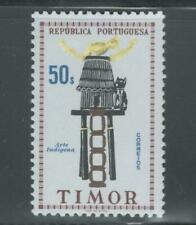Timor Portugal Colonial | 1961 | Indigenous Art - 50$ | MLH
