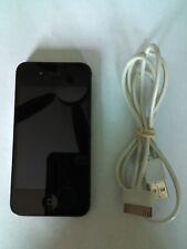 IPhone 4, Verizon, Black, Unlocked, Good Condition, 8GB