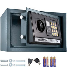 Großer elektronischer Safe Tresor 20x31x22cm Möbeltresor Kombination + Schlüssel