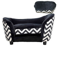 New Pet Dog Bed Dog Cat Bed Sofa Couch Puppy Lounge Cushion with Spare Cushion