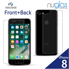 X2 Tempered Glass Screen Protector for iPhone X 8 7 6 Plus 5 SE Nuglas BRAND iPhone 6s