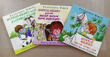 3 x fürchterliche Henry Hörbücher CDs. siehe Fotos für Details. TOP Zustand.