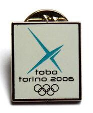 Pin Spilla Olimpiadi Torino 2006 – Tobo