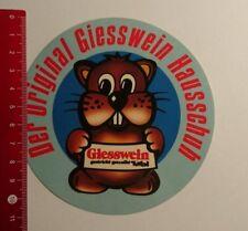 Aufkleber/Sticker: Giesswein gestrickt gewalkt Tirol (090317131)