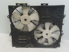 08-13 Cadillac CTS RADIATOR COOLING FAN 15267701