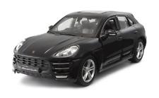 Bburago 1:24 Porsche Macan Diecast Model Sports Racing Car Toy NEW IN BOX Black