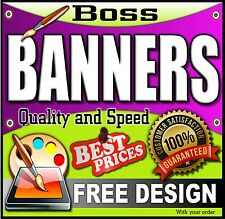 More details for printed banner sign pvc  weatherproof banners for outdoor use vinyl advertising