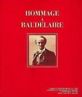 Homenaje a Baudelaire By Charles Baudelaire