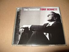 Tony Bennett The Essential 2 cd 39 tracks 2002 Excellent Condition