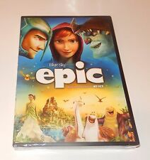 Epic Colin Farrell Hutcherson Beyonce (DVD, 2013) WS  Animated NEW SEALED